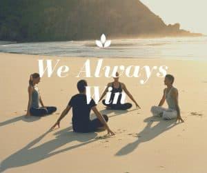 We Always Win
